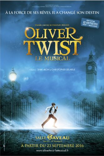 Oliver Twist Paris