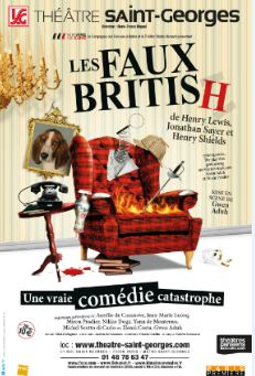 Les faux British Saint Georges